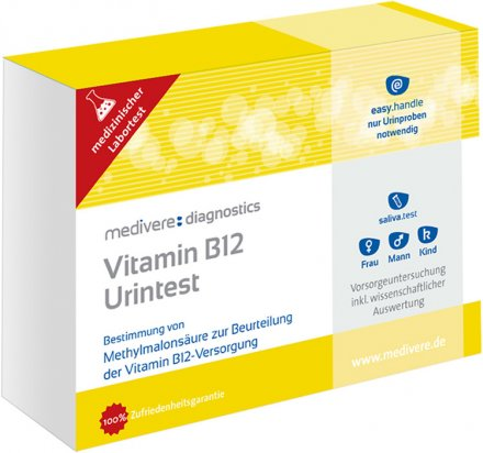 Vitamin B12 Urintest