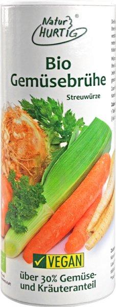 Gemüsebrühe - Bio - 275g