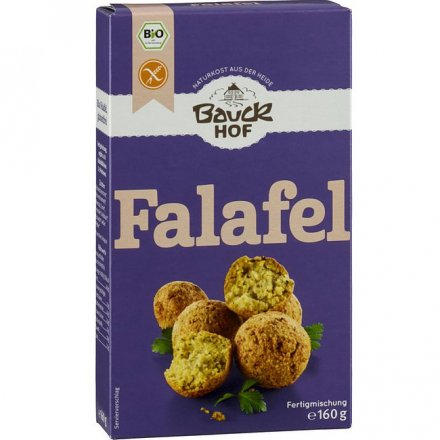 Glutenfreie Falafel-Mischung - in Bio-Qualität