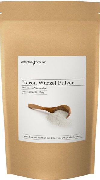 Yacon Wurzel Pulver - 150g