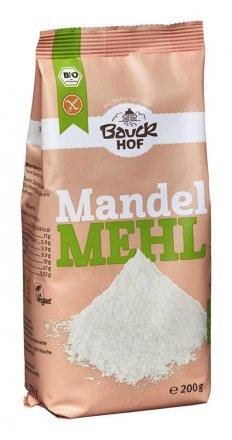 Mandelmehl glutenfrei - Bio - Bauck Hof - 200g