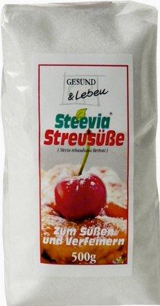 Steevia Streusüsse - 500g
