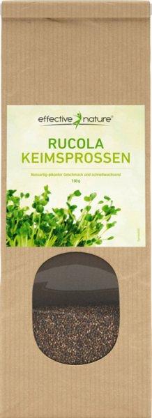 Sprossen Keimsaat Rucola - Bio - 150g