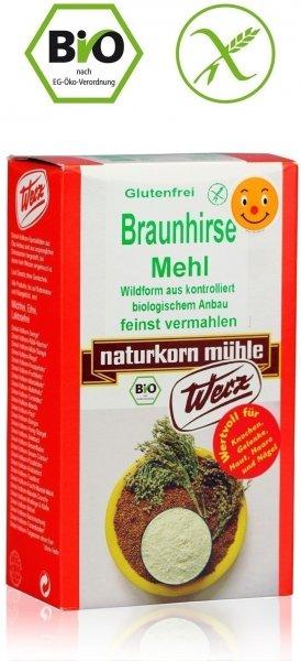 Braunhirse Mehl - Bio
