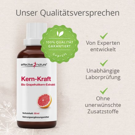 Grapefruitkernextrakt Kern-Kraft