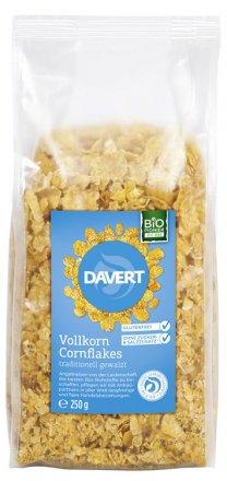 Vollkorn Cornflakes - Bio - Davert - 250g