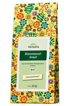 Brennnesselkraut Tee - Herbaria - Bio - 50g