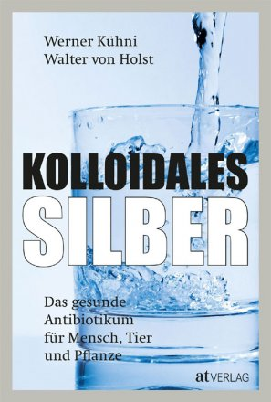 Kolloidales Silber - Buch