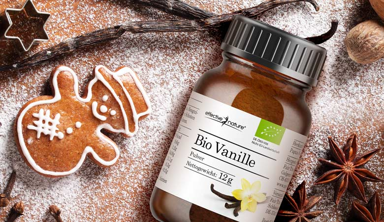 Bio-Vanille von effective nature