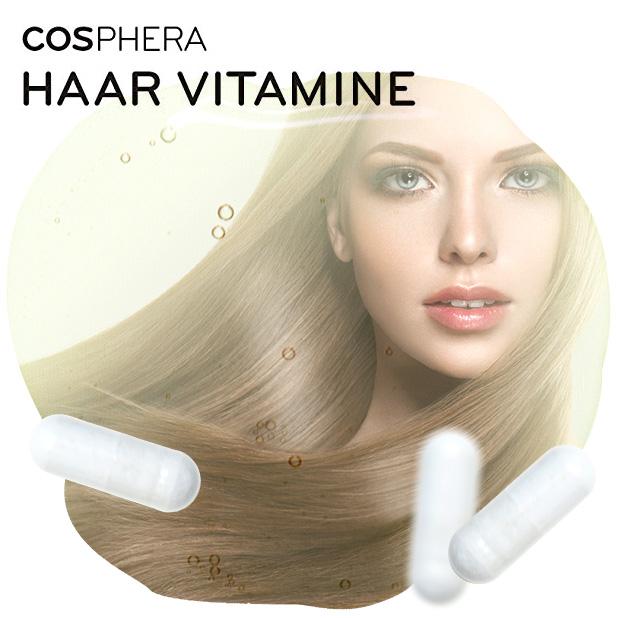 Cosphera Haar Vitamine