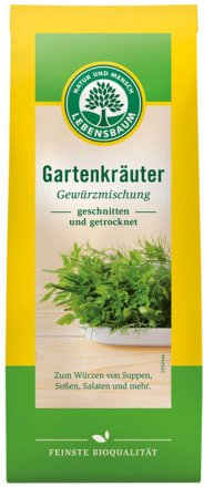 Gartenkräutermischung