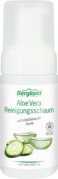 Aloe Vera Reinigungsschaum - 100ml