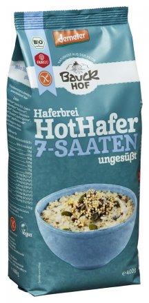 Hot Hafer 7-Saaten - ungesüsst und glutenfrei