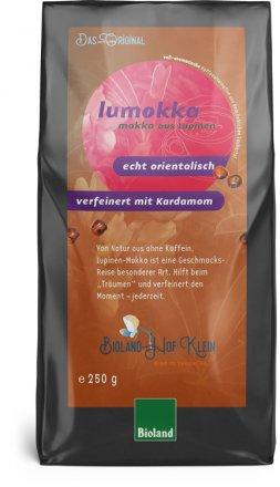 Mokka - Bio-Lupinenkaffee verfeinert mit Kardamom