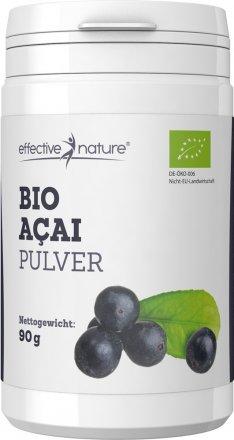 Acai Pulver - Bio - 90g