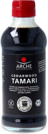 Sojasauce Tamari Cedarwood in Bio-Qualität
