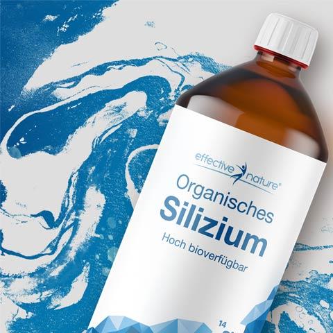 Organisches Silizium von effective nature