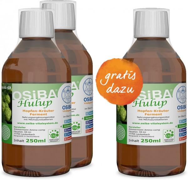 Osiba Hulup 250ml - 3 für 2