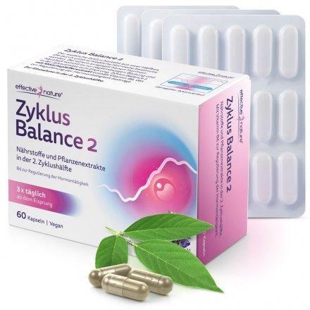 Zyklus Balance® 2 mit Mönchspfeffer und Frauenmantel