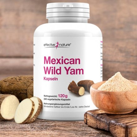 Mexican Wild Yam