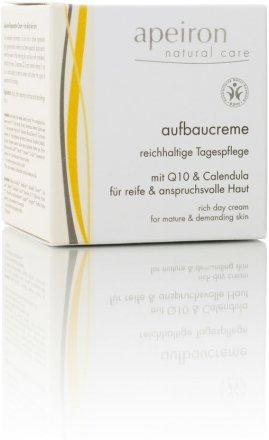 Aufbaucreme - reichhaltige Tagespflege mit Q10 & Calendula - 50ml