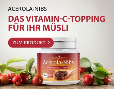Acerola-Nibs