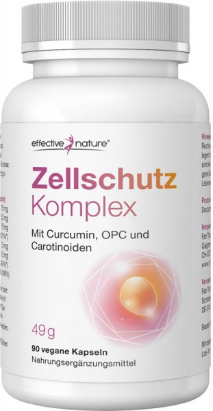Zellschutz Kapseln - 90 Stk. - 49g