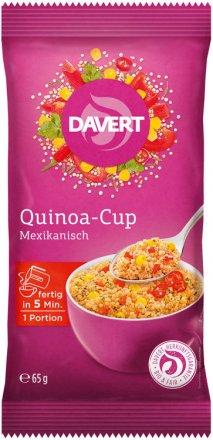 Quinoa-Cup Mexikanisch - Bio - 65g - Davert