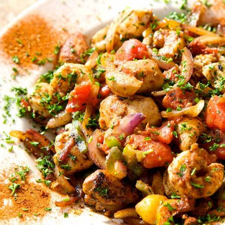 Cajun Spices Gewürz - BBQ-Mischung