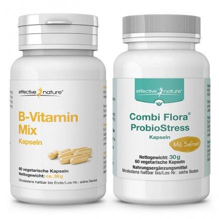 combi flora probiostress b vitamin mix
