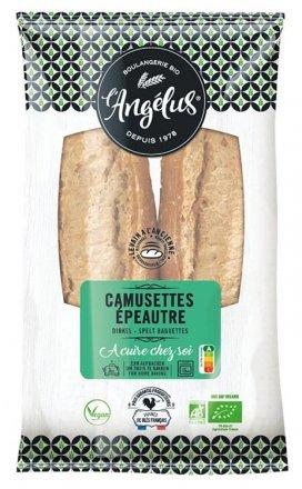 Baguette Camusette Dinkel - L'Angelus - Bio - 2 x 200g