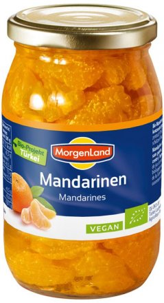 Mandarinen - Morgenland - Bio - 350g