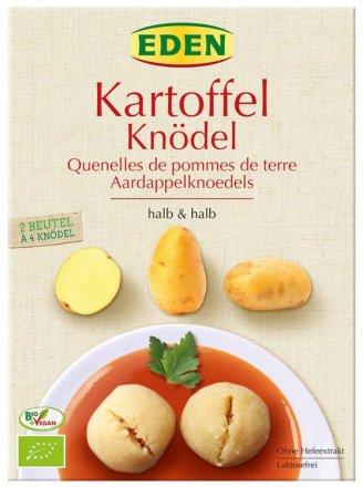 Kartoffel-Knödel - schnell und einfach zubereitet