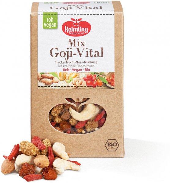 Goji-Vital-Mix - Bio - 200g
