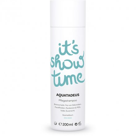 Pflegeshampoo – it's show time - 200ml