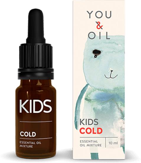 Kids-Öl Erkältung