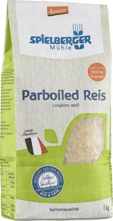 Langkorn Reis weiss - Bio - 1000g