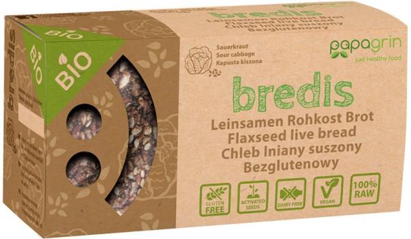 Bredis Sauerkraut - Bio - 70g