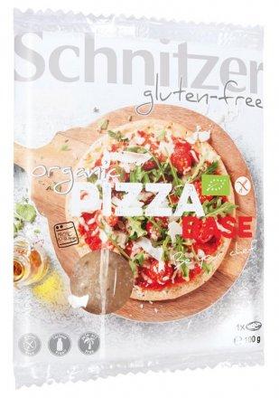 Pizza Base - Schnitzer - Bio - 100g