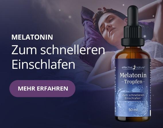 Melatonin-Tropfen