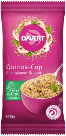 Quinoa Cup Champignon-Kräuter