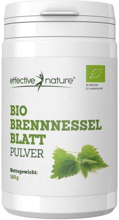 Brennnesselblatt Pulver - Bio