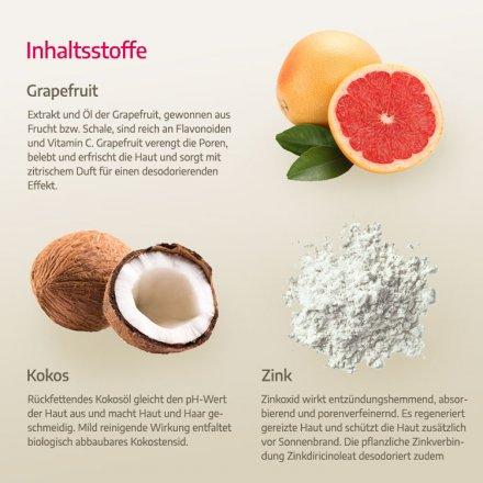 Tausendschön Deo-Creme mit Grapefruit
