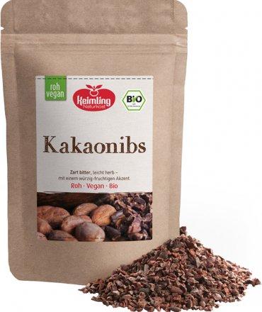 Rohe Kakaonibs - Bio - 200g