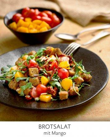 Kochbuch SALATE - kreativ und köstlich – vegan - Buch