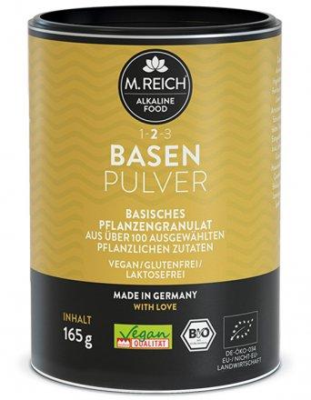 BasenPulver - aus 107 Bio-Zutaten