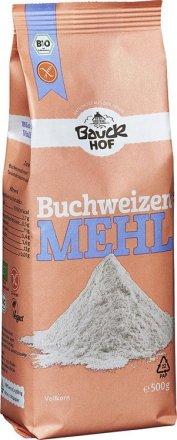Buchweizenmehl Vollkorn - Bio - Bauck Hof - 500g