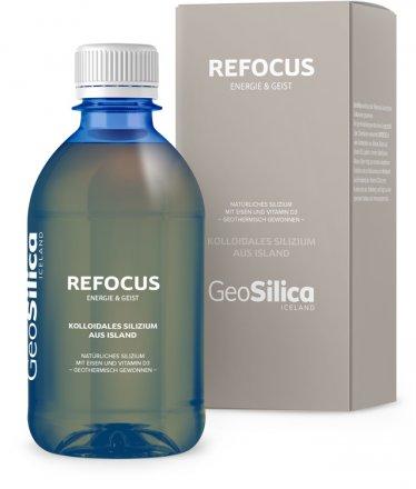 Silizium - Refocus (D3 & Eisen)
