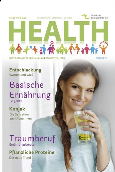 Health Magazin - 2. Ausgabe - Elektronisch