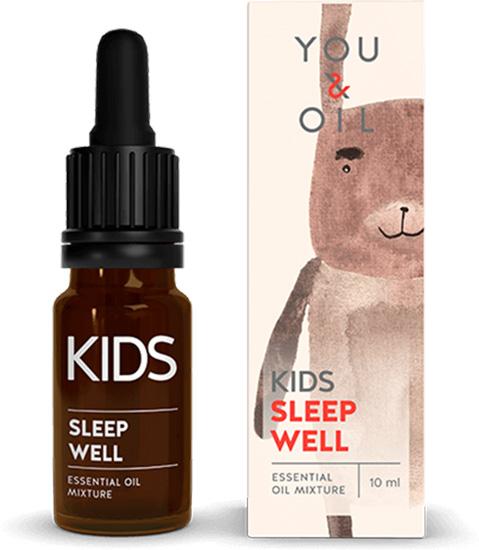 Kids-Öl Schlaf